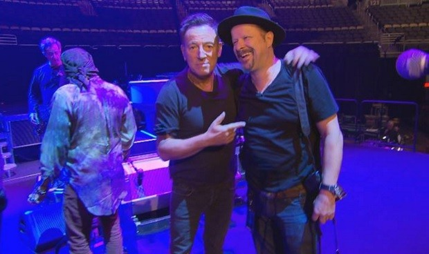 bruce springsteen danny clinch CBS