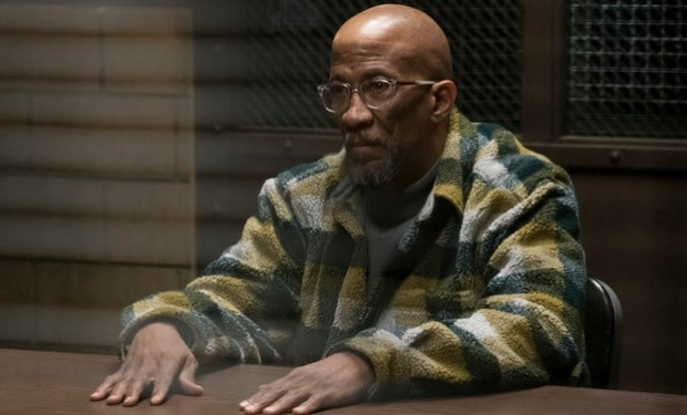Reg E. Cathey, The Blacklist, NBC/Will Hart