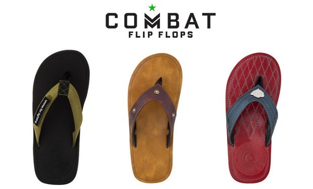 8f796db7b Combat Flip Flops — One Pair Equals One Day of School For Afghan Girls