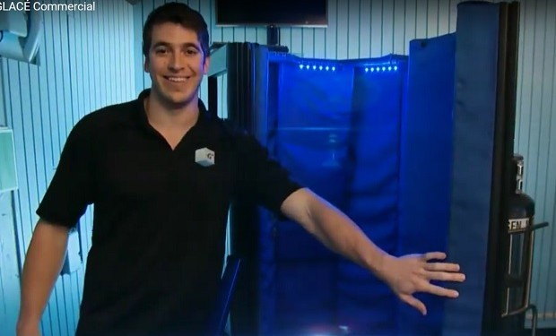 glace cryotherapy