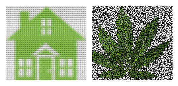 house made of hemp