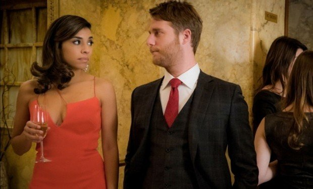 Christina Vidal, Jake McDorman, Limitless, CBS