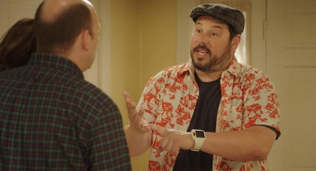 greg grunberg Life in Pieces CBS