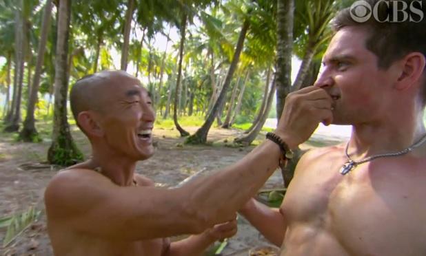 Tai and Caleb Survivor CBS