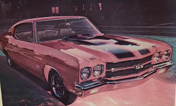1970 Chevelle ad