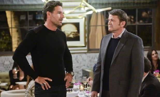 2BrokeGirls, Ed Quinn, John Michael Higgins