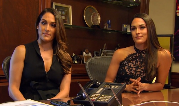 Bellas on Total Divas E!