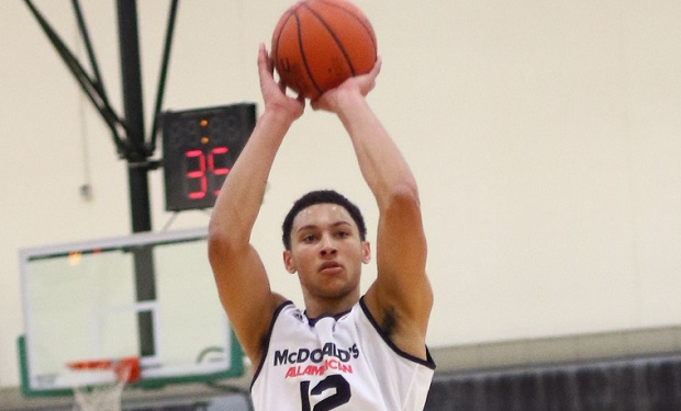 Ben Simmons in High School