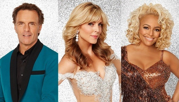 Doug Flutie Marla Maples Kim Fields