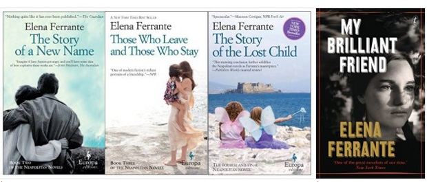 Will The Real Elena Ferrante Show For Man Booker
