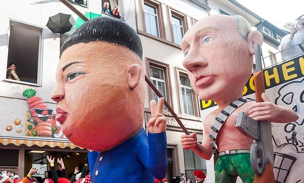 Kim_Jong-un_und_Putin._(24699854340)