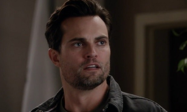Scott Elrod as Major Thorpe Grey's Anatomy