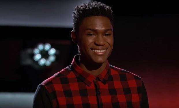 Malik Heard, The Voice, Season 10, NBC