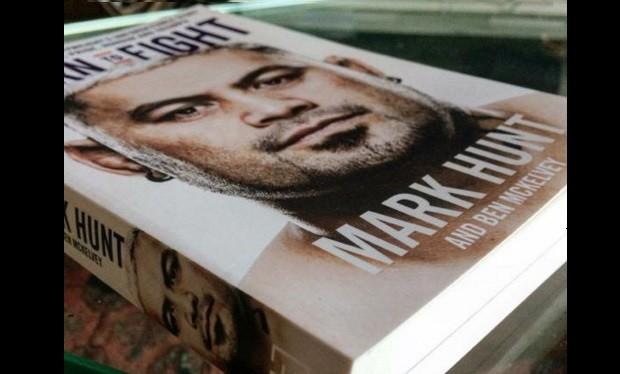 Mark Hunt Book
