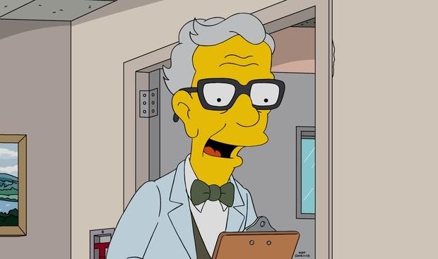Michael York The Simpsons