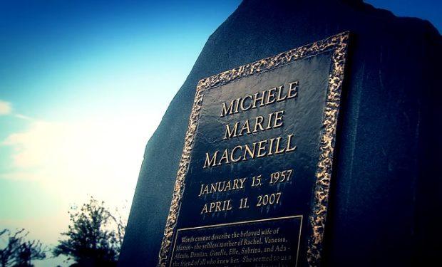 Michele MacNeill tombstone