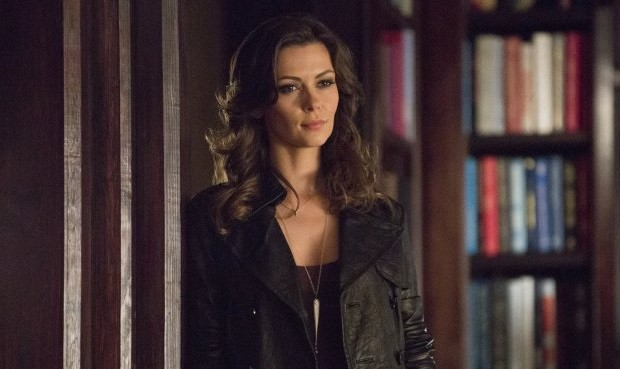 Olga Fonda, The Vampire Diaries, CW Network