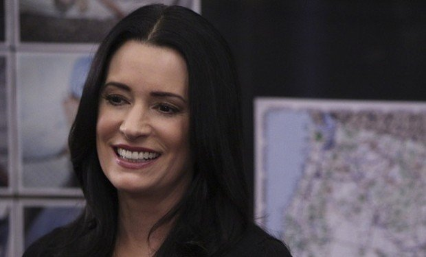 Paget Brewster Criminal Minds CBS