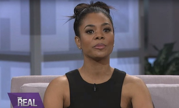 Regina Hall on The Talk
