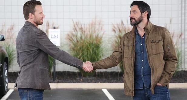 Will Chase and Steve kazee nashville ABC