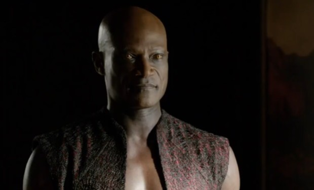 The Hidden One Peter Mensah, Sleepy Hollow, FOX