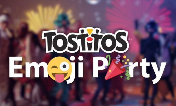 Tostitos Emoji Party