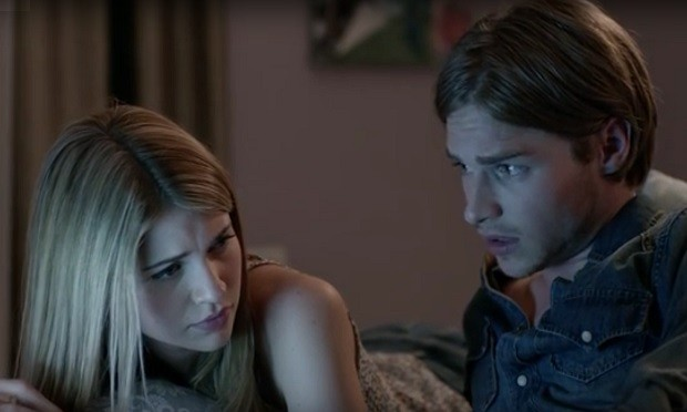 Sarah Fisher, Keenan Tracey, The Stepchild, Lifetime