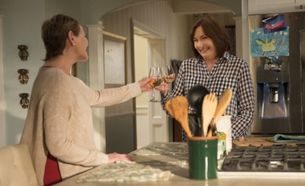 Dianne Wiest, Nora Dunn, Life in Pieces, CBS