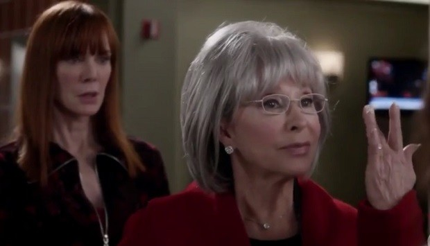 Rita Moreno Grey's Anatomy, ABC