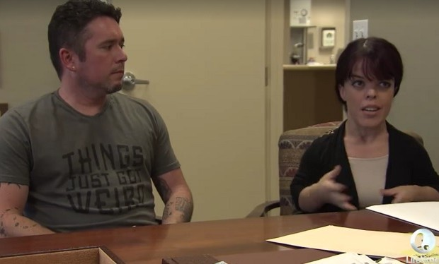 Matt and Briana, Little Women: LA, Lifetime
