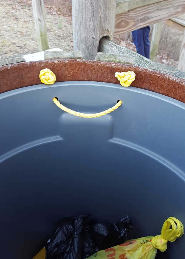 smiling garbage long pic