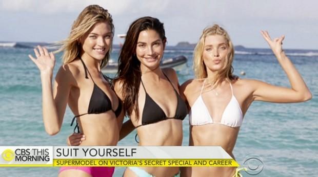 Victoria's Secret Swim Special CBS