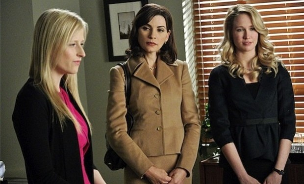 Mamie Gummer, Julianna Margulies, Anna Camp