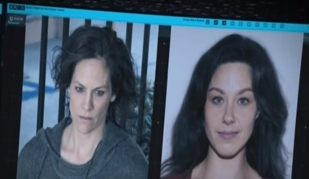 Annabeth Gish and Jaimi Paige