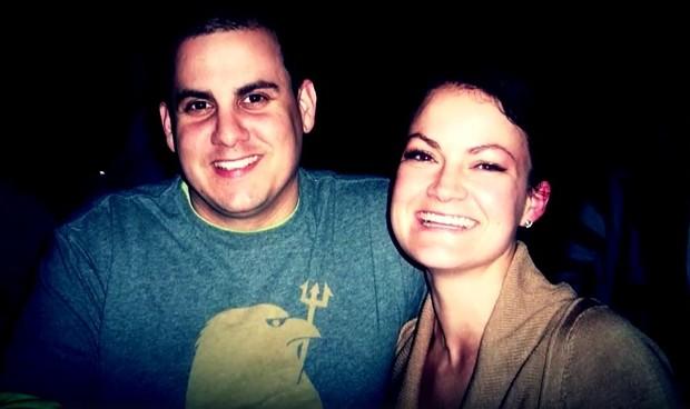 Alex and Emily Fazzino