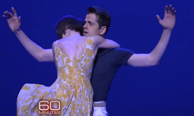 An American in Paris, CBS 60 Minutes