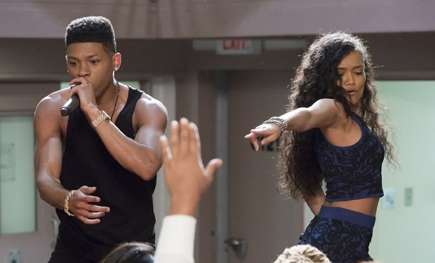 Still of Jamila Velazquez and Bryshere Y. Gray in Empire