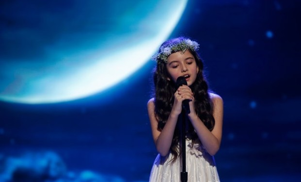 Angelina Jordan, Little Big Shots, NBC