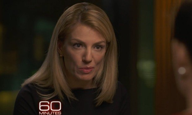Holly Williams CBS 60 Minutes