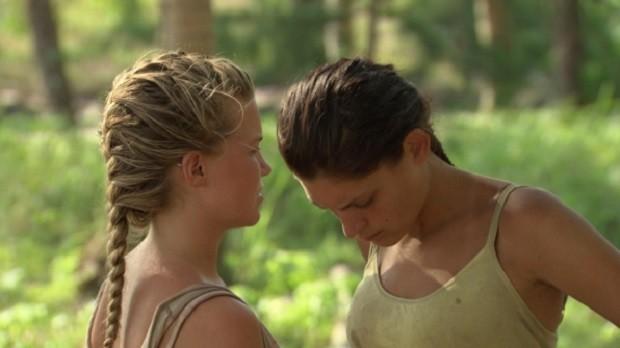 Julia and Michele Survivor CBS