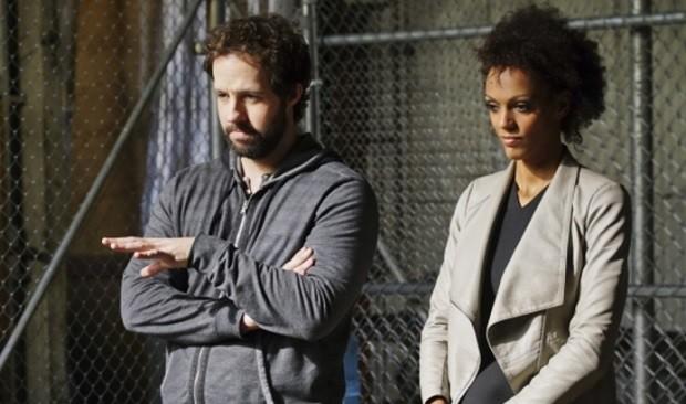Peter Cambor, Judith Shekoni, NCIS Los Angeles