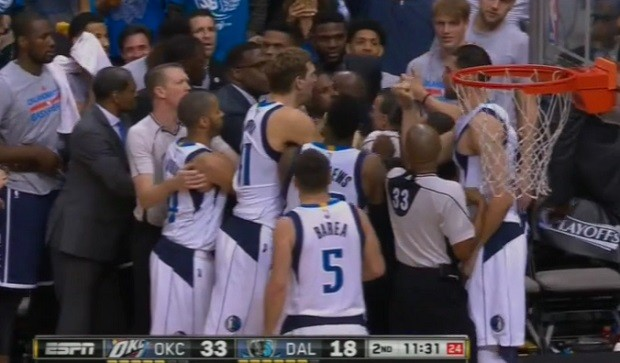 OKC Fight Mavs