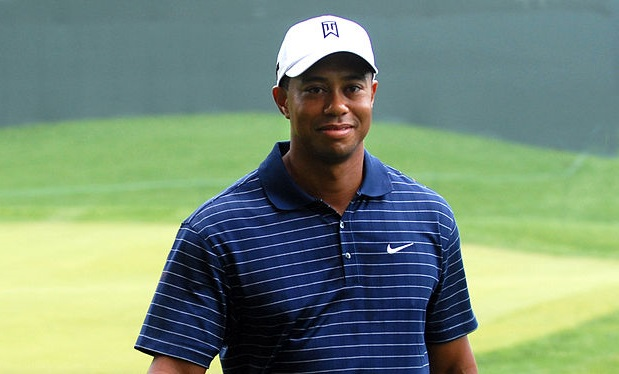 Tiger Woods in 2009