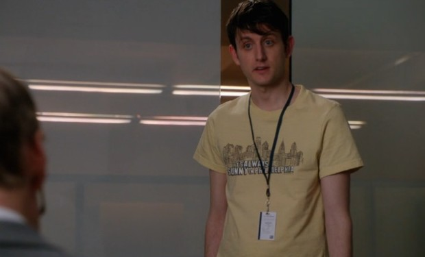 Zach Woods The Good Wife CBS