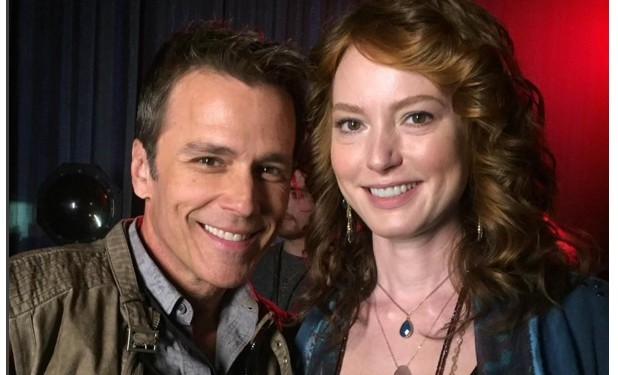 Scott Reeves, Alicia Witt, @AliciaWitty