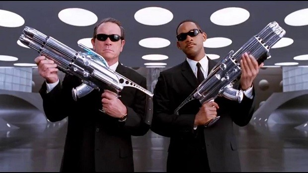 Men in Black 2 Sony