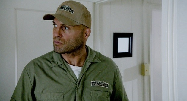 randy Couture Hawaii Five 0 CBS