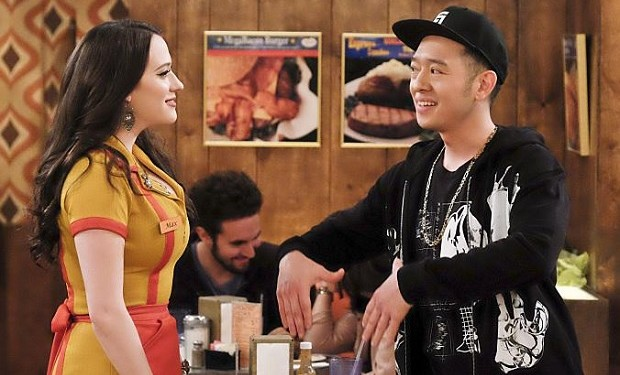 Kat Dennings, Jimmie Saito, 2 Broke Girls, CBS