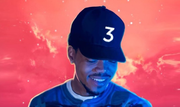 Chance the Rapper Blessing on National Prayer Day