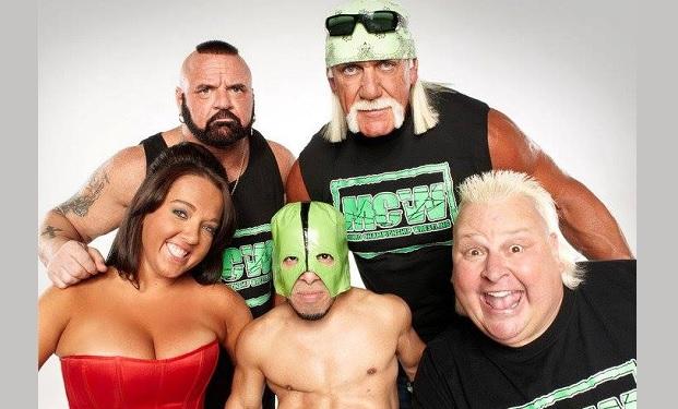 Jess and Hulk Hogan